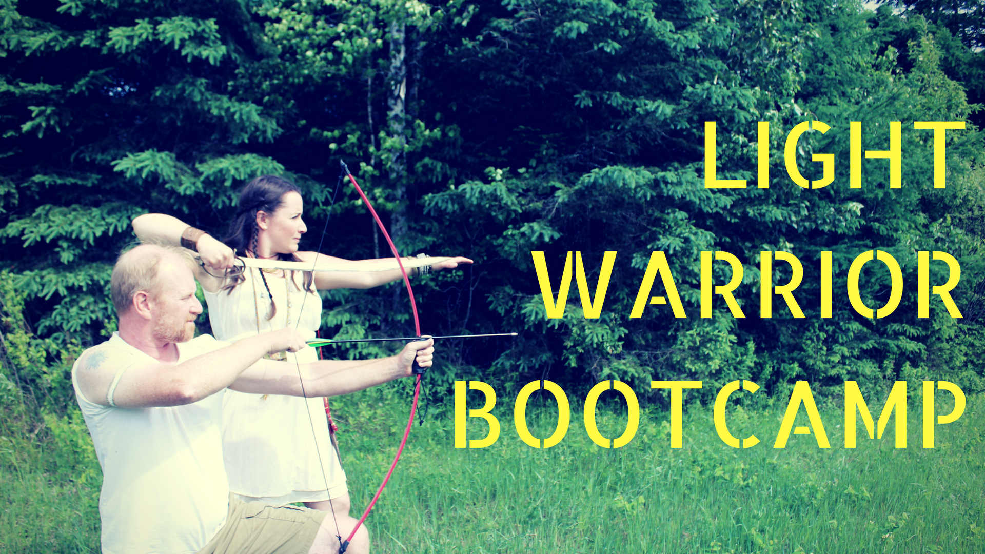 Light Warrior Bootcamp – Santainaii